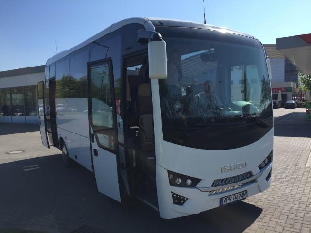 Wynajem autobusu - Poznań